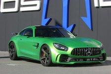 880 PS für den Mercedes-AMG GT R von Posaidon