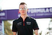 Formel E: Max Günther kehrt in Rom ins Renncockpit zurück