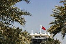 Formel 1 Bahrain Ticker-Nachlese: Der Donnerstag in der Wüste
