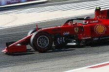Formel 1 Bahrain: Ferrari dominiert Qualifying-Generalprobe