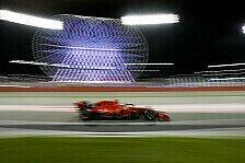 Formel 1 Bahrain Ticker-Nachlese: Vettel am Freitag auf P1
