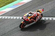 MotoGP Argentinien 2019: Marquez sichert sich Pole Position