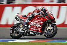 MotoGP - Argentinien nicht mehr Ducatis Angststrecke?