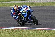 MotoGP Argentinien 2019: Alex Rins nach P16 ratlos