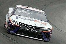 NASCAR Texas: Strafen-König Denny Hamlin holt 2. Saisonsieg