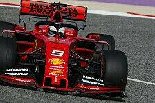 Formel 1 Bahrain, Vettel: Pole-Chance hinter Ricciardo verloren