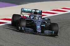 Formel 1, Bahrain: Hamilton siegt nach Ferrari-Drama um Leclerc
