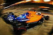 Formel 1, Sainz angestachelt von McLaren-Form: Attacke auf alle