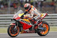 MotoGP Argentinien 2019: Marc Marquez holt Bestzeit im Warm-Up