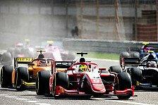 Formel 2 Aserbaidschan: News-Ticker zum Wochenende in Baku
