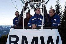 Formel 1 - Bilder: BMW Jahresabschlussparty 2004