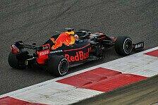 Formel 1 Test, Verstappen: Red Bull löst Bahrain-Dilemma