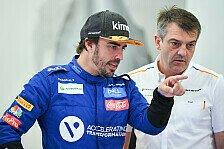Formel 1: McLaren plant nicht mehr mit Fernando Alonso