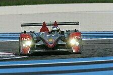 Le Mans Serien - Audi verpasst Sieg