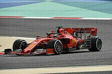 Formel 1 2019: Young Driver Test in Bahrain - Technik