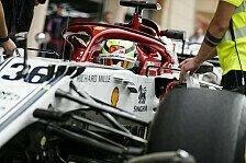 Formel 1 2019 Young Driver Test: Mick Schumacher im Alfa Romeo