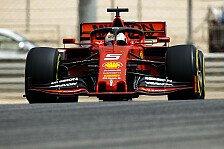 Formel 1, Vettel testet Leclercs Auto in Bahrain