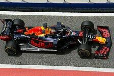 Formel 1, Red Bull: Spürbarer Boost allein durch Packaging drin