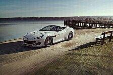 Novitec veredelt den Ferrari Portofino