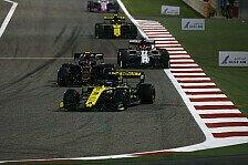 Formel 1, Renault vs. Haas: Mittelfeld-Könige trotz Fehlstart?