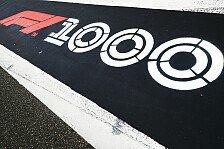Formel 1 China im Live-Ticker: Der Donnerstag in Shanghai