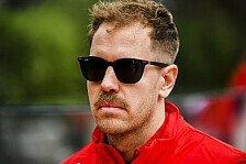 Formel 1, Vettel vor China: Weiß, dass ich es besser kann