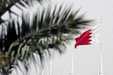 Formel 1 - Bahrain-GP 2011: Chancen stehen schlecht