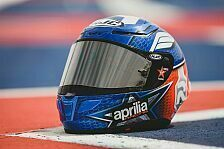 Andrea Iannone wird zu Captain America: Sein neuer MotoGP-Helm