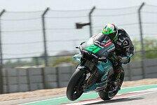 MotoGP: Franco Morbidelli nimmt Barcelona-Crash mit Humor