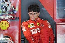 Formel 1 China, Leclerc nervt sich selbst: Darf nicht passieren