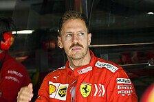 Vettel kontert Kritiker: Hätten selbst Gas geben sollen