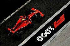 Formel 1 China 2019: Schlüsselfaktoren zum 1000. Rennen