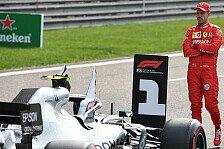 Formel 1 Favoritencheck China: Mercedes mit Super-Partymode?