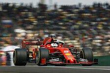 Formel 1 China, Ticker-Nachlese: Hamilton gewinnt in Shanghai
