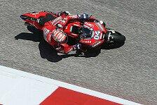 MotoGP - Andrea Dovizioso: Asphalt verhindert besseres Ergebnis