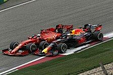 Formel 1, Verstappen verteidigt Vettel: Kein Fan von Strafen