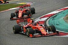 Formel 1, Wolff warnt: Ferrari-Teamorder Stich ins Wespennest