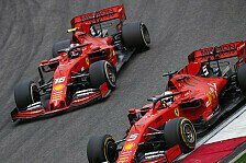 Formel-1-Rennanalyse China: War Ferraris Stallorder richtig?