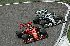 Formel 1, Mercedes vs. Ferrari: Allround-Pfeil vor Speed-Göttin