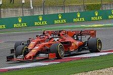 Formel 1 China, Ferrari erklärt Teamorder und Leclerc-Strategie