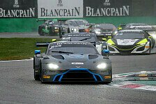 R-Motorsport verpasst Top-Platzierung im Regen von Monza