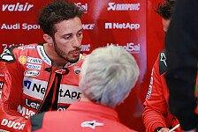 MotoGP - Brandrede von Dovizioso: Sind an kritischem Punkt!