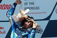 MotoGP 2019: Austin - Alle Bilder vom Rennen