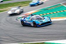 GT4 European Series: Patric Niederhauser in Monza auf Rang vier