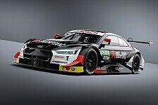 DTM: Neues Audi-Design für Rockenfeller nach Schaeffler-Abgang