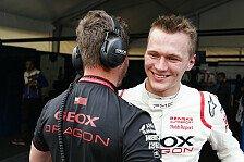 Formel E: BMW lässt Maximilian Günther bei Test ans Steuer