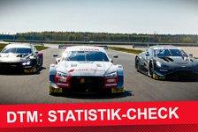 DTM-Testfahrten: Großer Statistik-Check zum Saisonstart