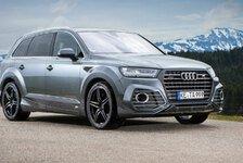 Abt spendiert dem Audi Q7 ein umfangreiches Tuning-Paket