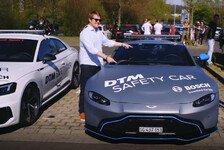 DTM - Video: DTM beim Carfreitag: Demo-Tour auf der Nürburgring-Nordschleife