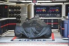 Formel 1 Baku: Harte Strafe für Wiege-Verweigerer Pierre Gasly